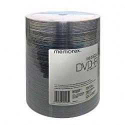 DVD VIRGEN MEMOREX -R 8 X...